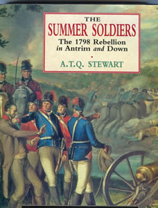 The Summer Soldiers by ATQ Stewart